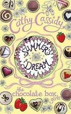 Very Good Cassidy, Cathy, Chocolate Box Girls: Summer's Dream, Hardcover, Book