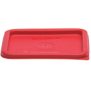 Cambro Square Rose Lid For 6 and 8 Qt. Capacity Containers