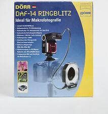 DÖRR DAF-14 Ringblitz für Sony/Minolta