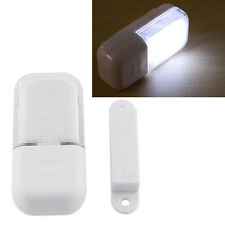 Mini Automatic Magnetic Sensor Wireless LED Light Home Cabinet Wardrobe Lamp