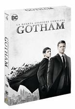 Dvd Gotham - Stagione 4 (DVD) - Serie Tv *** Contenuti Extra ***......NUOVO
