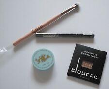 Makeup Bundle - Shader Brush, Gel Eyeliner Pencil, Strobing Balm, Eyeshadow