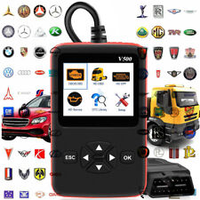 V500 Car Fault Code Reader Scanner OBD2 OBDII EOBD Engine Diagnostic Scan Tool