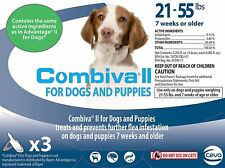 Combiva II Large Dog and Puppy [21 - 55 lbs] (3 count)