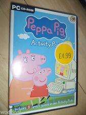 Peppa Pig actividad Pack Juego De Pc