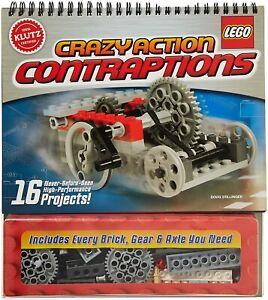 Klutz LEGO Crazy Action Contraption