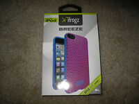 iFrogz Breeze Pink/Blue For iPod Touch 5th Gen IT5BZ-PKBL New!!!