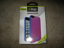 iFrogz Breeze Pink/Blue For iPod Touch 5th Gen It5Bz-Pkbl New!