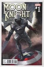 Moon Knight #1 (Jul 2011, Marvel) Wolverine, Spider-Man, Captain America Q