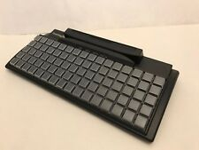Preh Electronics PrehKeyTec Mc80 POS Keyboard - Black