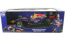 1 18 Minichamps red Bull Racing RB10 Riccardo 2014