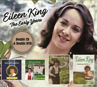 Eileen King - The Early Years CD/DVD - Brand New & Sealed