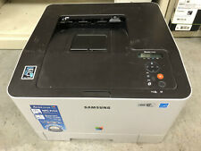 Samsung Xpress C1810W Wi-fi Wireless Color Laser Printer complete - 5278 pages!