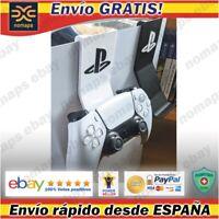 Soporte base colgador mando DualSense PS5 para consola Playstation 5