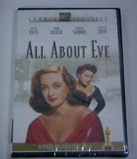 All About Eve (Dvd, 2003 Studio Classics) Bette Davis Anne Baxter George Sanders
