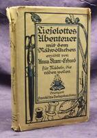 Lieselottes Abenteuer mit dem Nähvölkchen 1923 für Mädchen die nähen wollen js