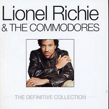 The Definitive Collection [Australia 2 CD] by Lionel Richie (CD, Nov-2003, 2 Discs, Universal Distribution)