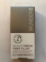 Wunder2 Wunderbrow Fiber Filler GENUINE
