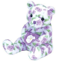 TY Beanie Baby - Corsage the Bear