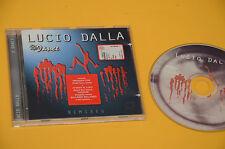 LUCIO DALLA CD DANCE ORIG 10 CANZONI IN VERSIONE REMIX ! EX+ (NO LP )