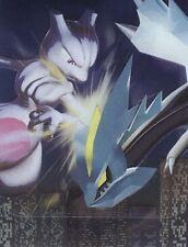 Japanese Pokemon Black & White BW3 DECK BOX featuring Mewtwo NEW!