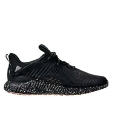 the best attitude 701c4 1789d Adidas Men s ALPHABOUNCE Size12 LEA Leather Running Shoes Core Black CQ1059