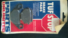 TUFSTOP BRAKE PADS TSRP-746 PARTS UNLIMITED FRONT PADS HEAVY DUTY