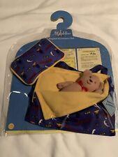 Madeline Sleepover Accessories Ragdoll Set Sleeping Bag Teddy Bear Games NEW