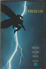 DC COMICS BATMAN THE DARK KNIGHT RETURNS HARDBACK GRAPHIC NOVEL 1ST PRINT VF