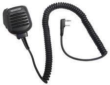 Kenwood Kmc-45 Military Spec Speaker Microphone With Earpc Jack