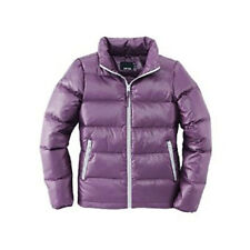 VANCL Women Contrast Zipper Commuter Women Down Jacket XL NWT