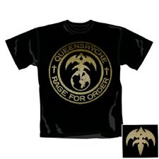 QUEENSRYCHE  Rage For Order - Big Shirt Plus Size XXXXL 4-XL Oversize Übergröße