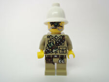 Lego Figur Monster Fighters  Major Quinton Steel  mof004  9463