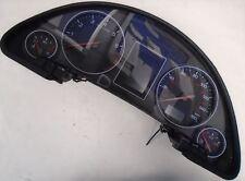 *AUDI A4 B6 3.0 V6 2001-2005 INSTRUMENT CLUSTER CLOCK 8E0920980J