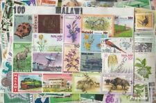 Malawi 500 diferentes sellos