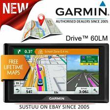 Garmin Drive 60 LM 6'' GPS Sat Nav│Free Lifetime UK & Western Europe Map Updates