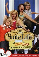 Suite Life of Zack and Cody: Sweet Suite Victory (2007, REGION 1 DVD New)