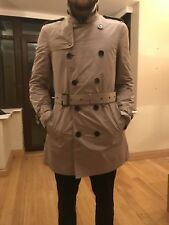 Mens Burberry Brit Trench Coat