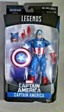 "Marvel Legends Captain America BAF Red Skull ""Cap Wolf"""