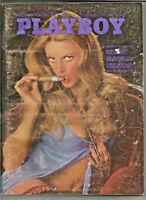 Playboy November 1973 - Sizing Up Cigars, Ursula Andress, James Dickey, more   b