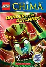 LEGO Legends of Chima: Danger in the Outlands (Chapter Book #5) by Farshtey, Gre