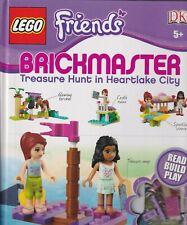 Lego - Friends Brickmaster Treasure Hunt in Heartlake City - All Pieces Checked