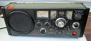RADIO AIMOR TR 105 VINTAGE MULTI BAND PORTABLE RECEIVER FM MW SW 1 2 3