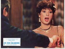 SEXY EDWIGE FENECH LES ZIZIS BALADEURS 1980 VINTAGE LOBBY CARD ORIGINAL #1
