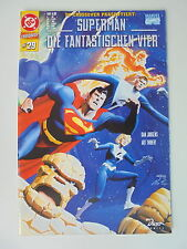 1x COMIC-DC Dino crossover, SUPERMAN I FANTASTICI QUATTRO n. 29-ad 1/1 -