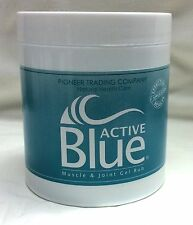 Blue Active Muscle & Joint Gel Rub with Emu Oil - 200ml