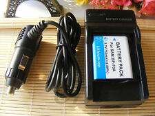 Battery + Charger for Samsung ST30, ST60, ST61, ST65, ST66, ST67 Digital Camera