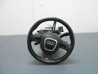 2011 09 10 11 12 Audi S5 Steering Wheel / Column #1697