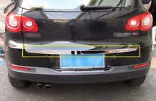 10-15 For VW Volkswagen Tiguan Exterior Tailgate Rear Door Bottom Lid Cover Trim