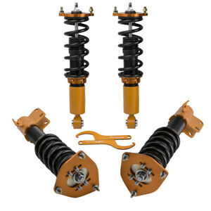 Full Suspension,Coilovers Kit for Subaru Outback 2000 2001 2002 2003 2004 BE BH